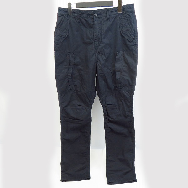 nonnative/ノンネイティブ TROOPER 6P TROUSERS RELAXED FIT COTTON TWILL パンツ NN-P3778/3