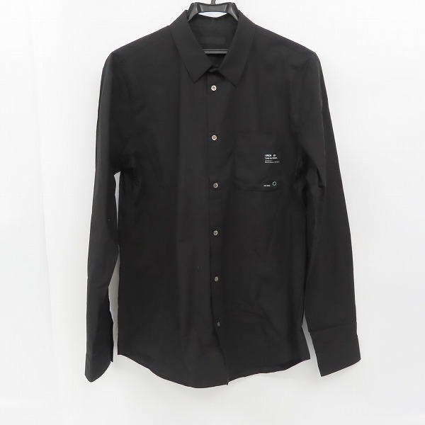 UNDERCOVER ISM/アンダーカバー14SS Noise Thoughtsシャツ/3
