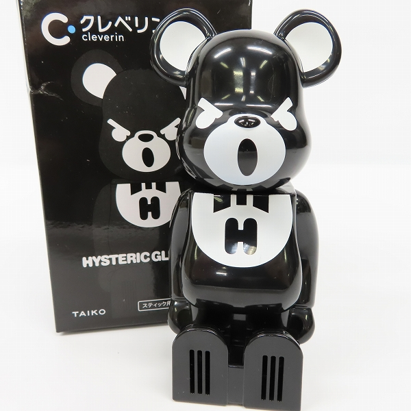 HYSTERIC GLAMOUR×BE@RBRICK×cleverin/ヒステリックグラマー ベアブリック クレベリン スティックケース