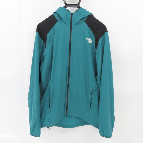 THE NORTH FACE/ザノースフェイス Anytime Wind Hoodie エニータイムウィンドフーディ NP71975 /size:L